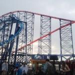 Blackpool Pleasure Beach 2014
